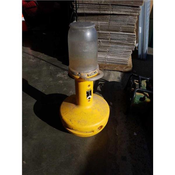 400w metal halide wobble light working