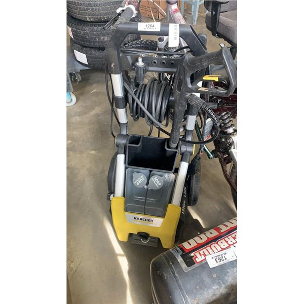 1900PSI KARCHER ELECTRIC POWER WASHER