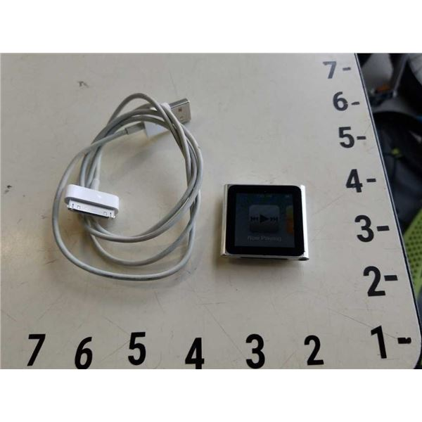 Apple iPod Touch Nano 6th Generation 16 GB ready