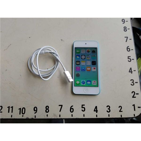 Apple iPod Touch 5th gen, 32GB reset ready to use no cloud