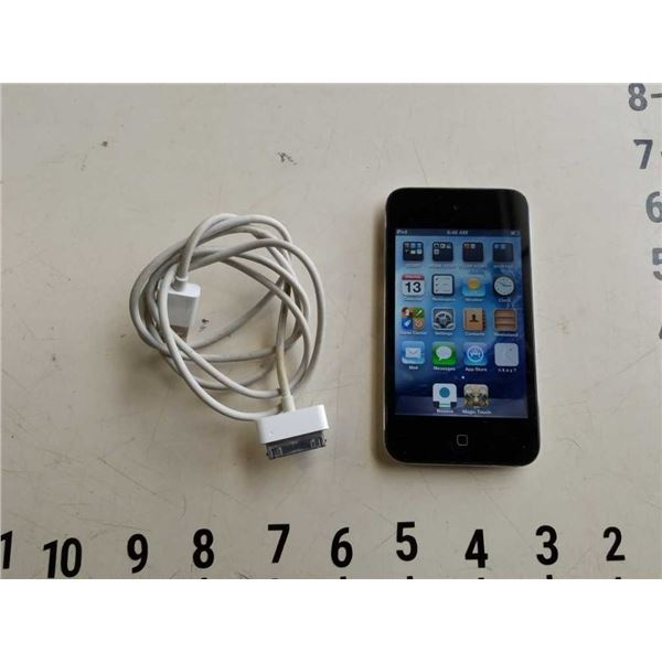 Apple iPod Touch 32GB reset ready to use