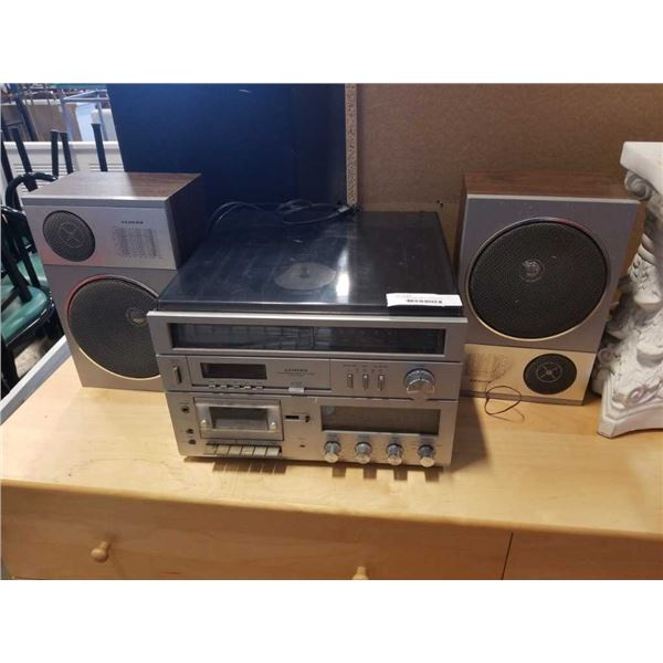 LLOYDS R853 RECORD PLAYER RADIO