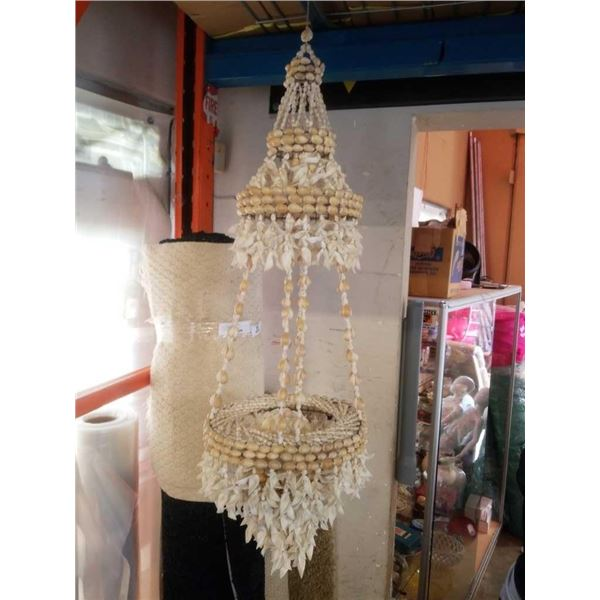 HANGING SHELL DECORATION