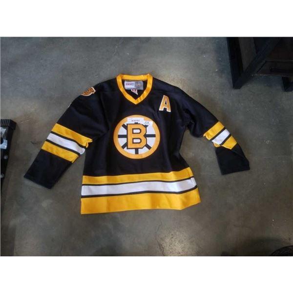 Phil Esposito size 48 Boston Bruins Jersey