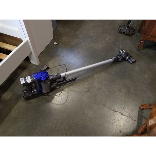 Dyson DC35 stick vacuum with charger working