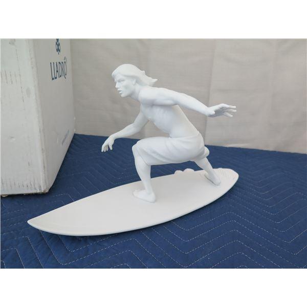 "Lladro ""Soul Surfer"" w/ Original Box"