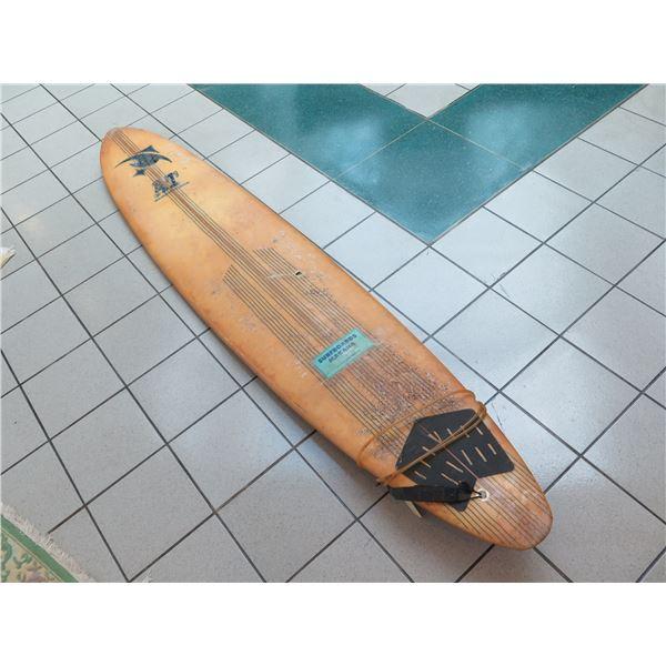 Vintage Surfboards, Makaha Brand, 9 Feet