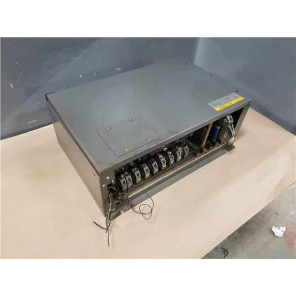 FANUC A02B-0058-B501 POWER SUPPLY CHASSIS W/ CIRCUIT BOARDS INCLUDED *SEE PICS FOR DETAILS*