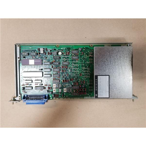 FANUC A87L-0001-0017 BUBBLE MEMORY UNIT CIRCUIT BOARD