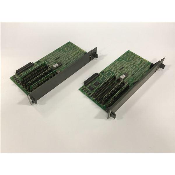 (2) FANUC A16B-2200-0917/04A CIRCUIT BOARD