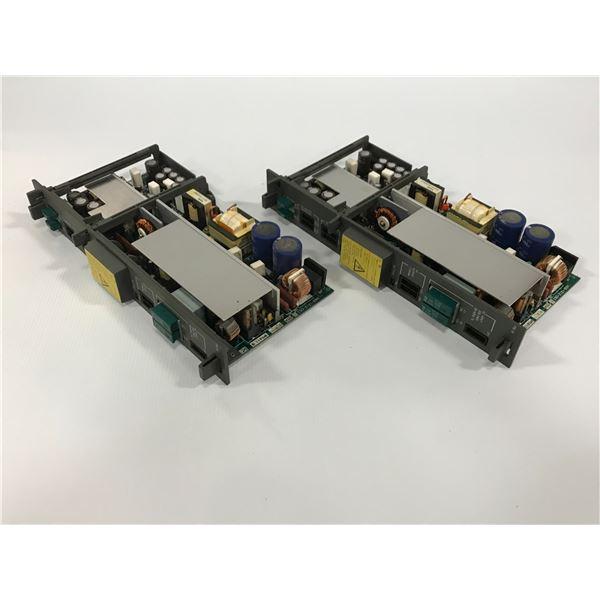 (2) FANUC A16B-1212-0531/01A CIRCUIT BOARD