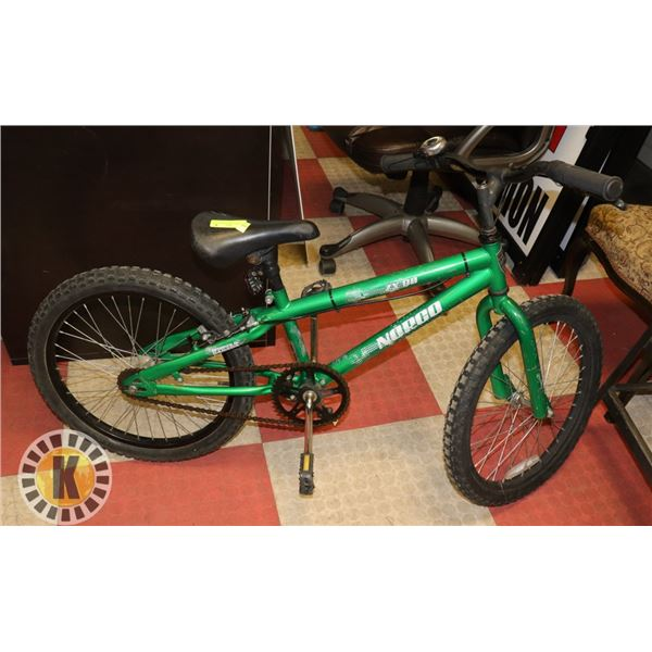 NORCO SINGLE SPEED BIKE,TUNED UP