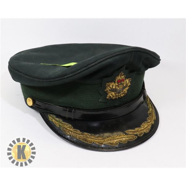 VINTAGE ROYAL CANADIAN AIR FORCE BULLION CAP