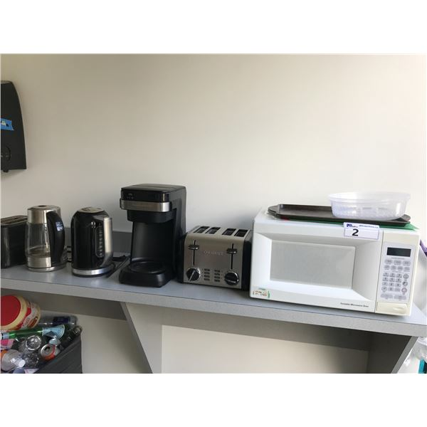 MICROWAVE AND SMALL APPLIANCES