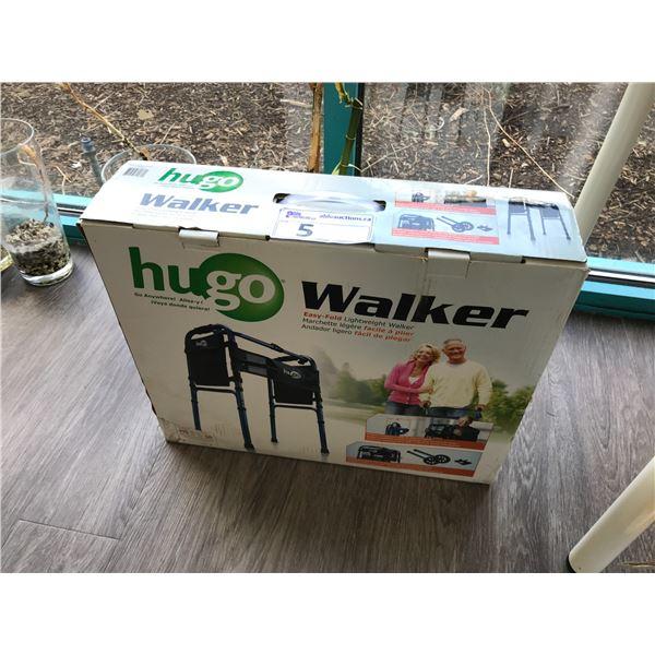 HUGO EASY FOLD LIGHT WEIGHT WALKER