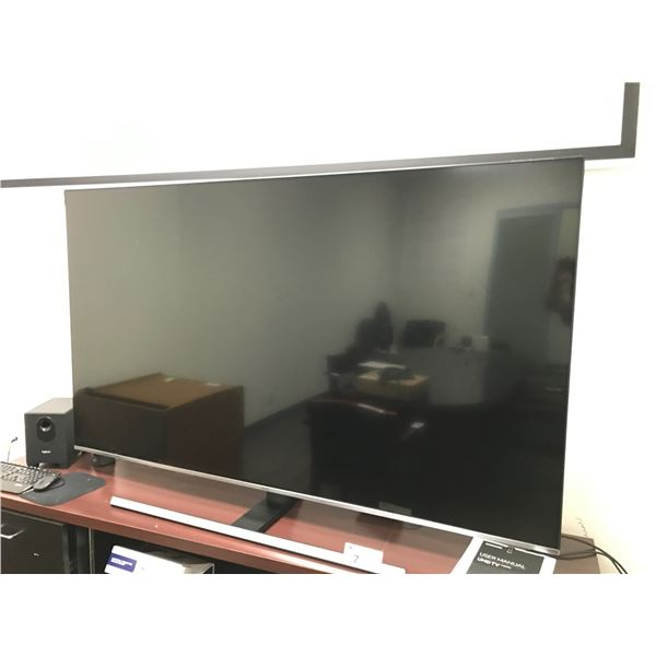 "75"" SAMSUNG 8 SERIES MODEL # UN75NU8000 UHD LED SMART TV"