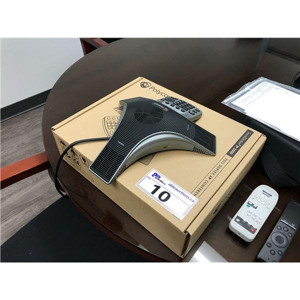 POLYCOM SOUND STATION IP5000 FULL DUPLEX CONFERENCE PHONE