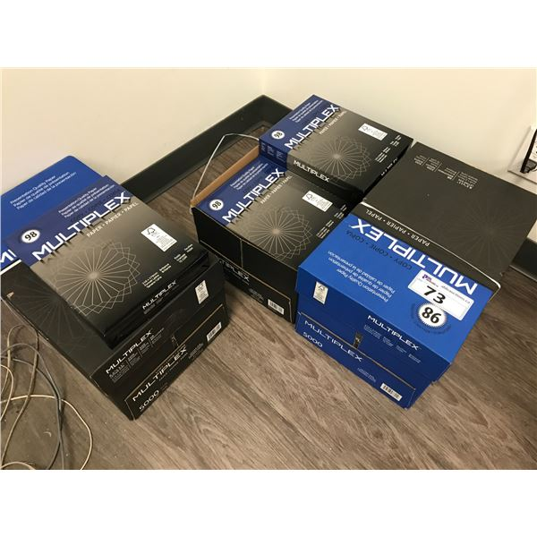 "3 BOXES OF 8.5X11"" 500 SHEET COPY PAPER"