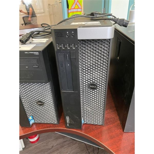 DELL PRECISION 5810 TOWER COMPUTER, NO HD