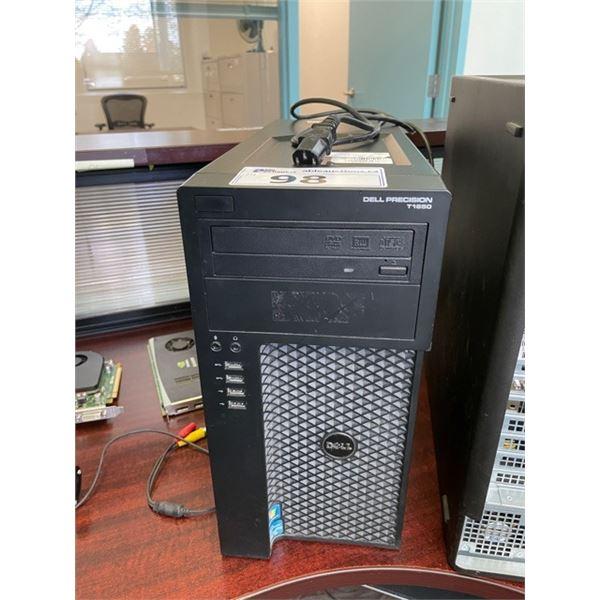 DELL PRECISION T1700 TOWER COMPUTER, NO HD