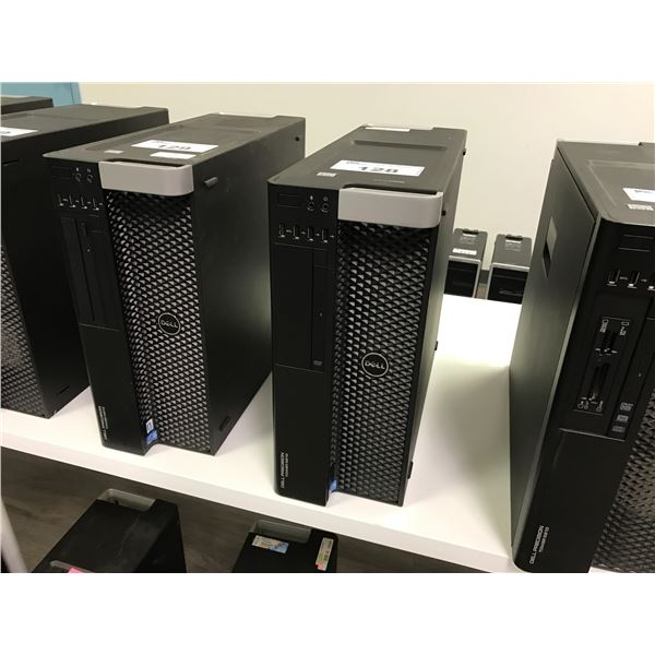 DELL PRECISION 5810 XEON 3.5AM GHZ 8GB RAM WITH NO HARD DRIVE DESKTOP COMPUTER