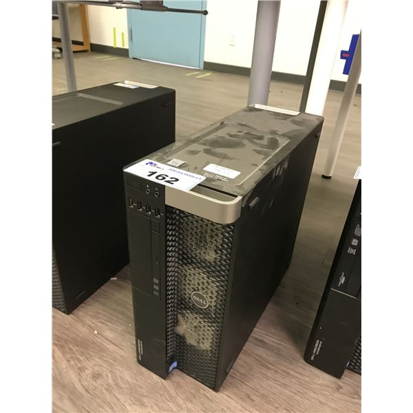 DELL PRECISION 5810 XEON 3.5AM GHZ 8GB RAM WITH NO HARD DRIVE DESK TOP COMPUTER