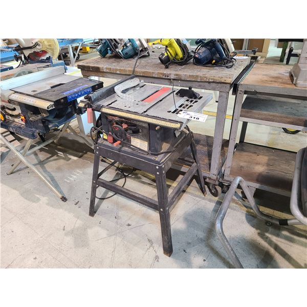 MURANA JFC-72553 10  TABLE SAW WITH 1 SAW BLADE