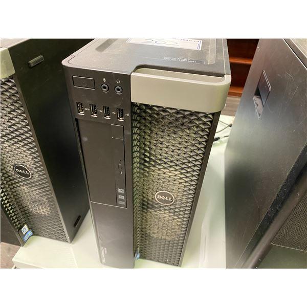 DELL PRECISION  T3600 XEON 3.2, 8 GB RAMM, NO HD