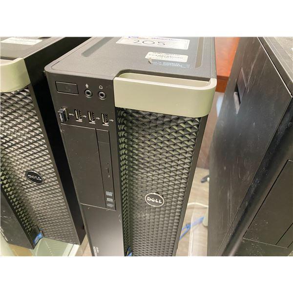 DELL PRECISION T3610 COMPUTER, 2.8, 4 GB RAM, NO HD