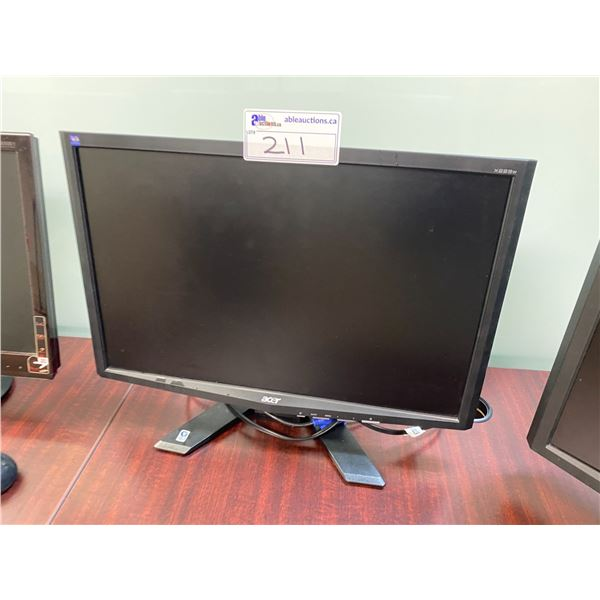 """ACER 22"""" LCD MONITOR"""
