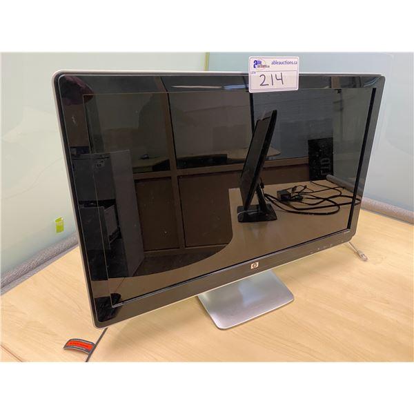 """HP 25"""" LCD MONITOR"""