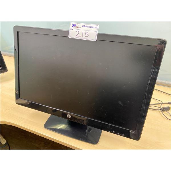 """HP 23"""" LCD MONITOR"""