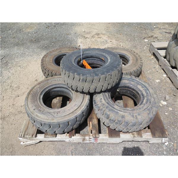 Qty 5 Tires 6.50-10