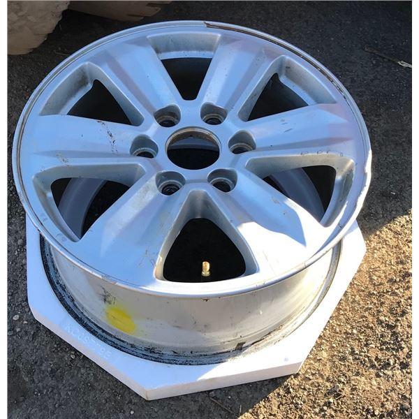 Ford F150 Rim 17 inch Aluminum