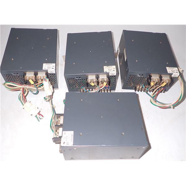 (4) Densei-Lambda #JWS600-28 Power Supplies