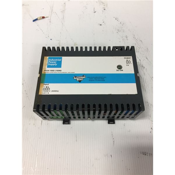 Automation Direct PS24-150D Industrial Power Supply