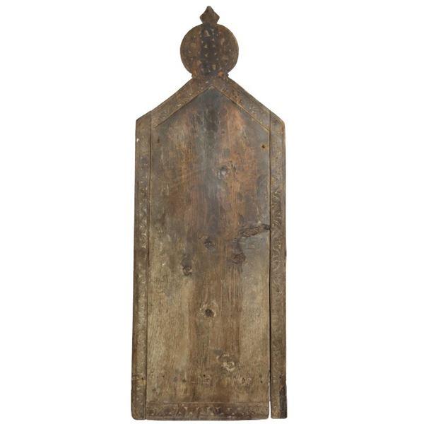 Rare Islamic Prayer Board circa 1850