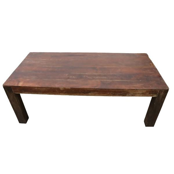 Rare Indian Wood, Large Temple Table
