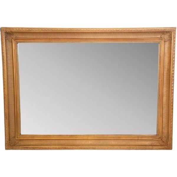 Gilt Wall Mirror
