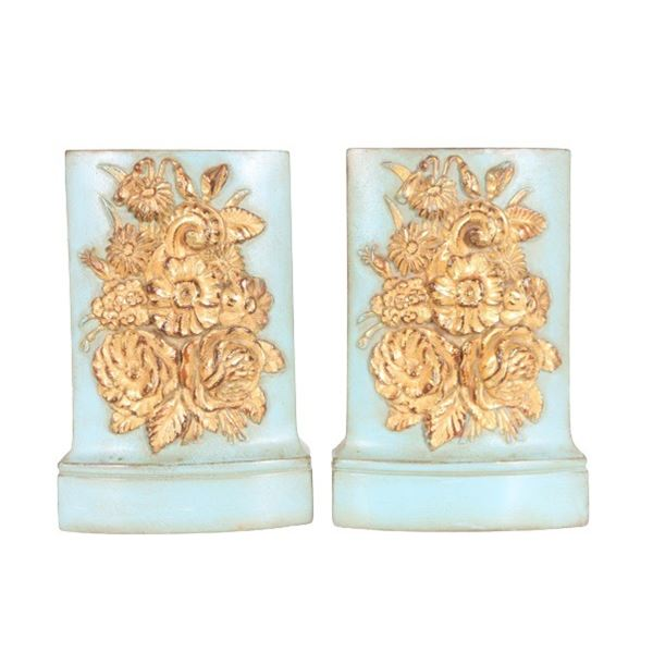 Pair of Vintage Borghese Bookends