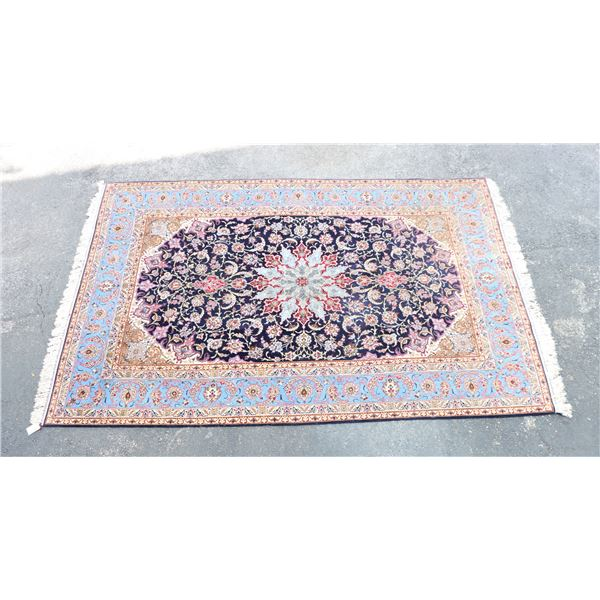 20th C. Persian Style Contemporary Rug
