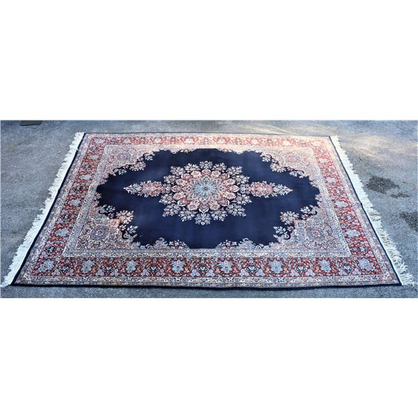 Semi-Antique Room Size Persian Rug 10x13 Ft.