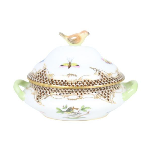 Herend Hungary Diminutive Tureen