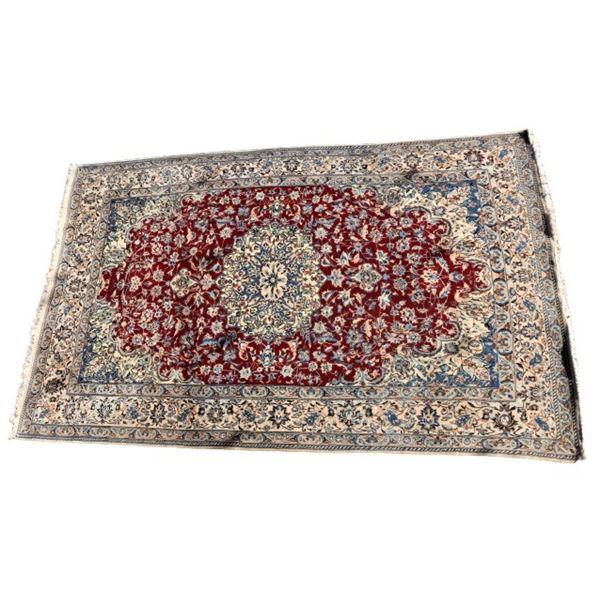 Semi-Antique Room Size Persian