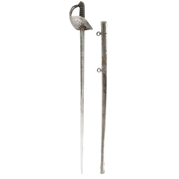 British Military Calvary sword by Hobson & Sons