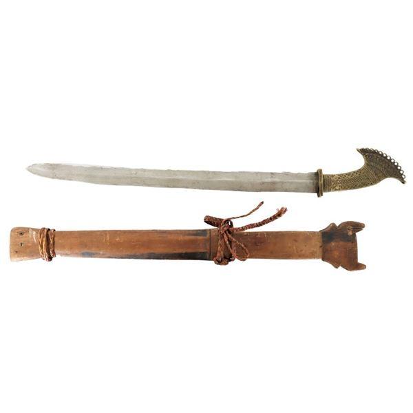 Indonesian Kris Sword