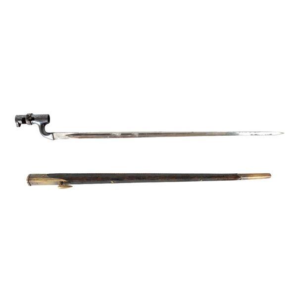 1853 Enfield Pattern Socket Bayonet