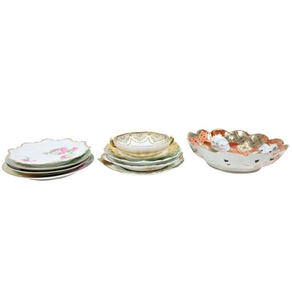 Collection of (10) Decorative Plates