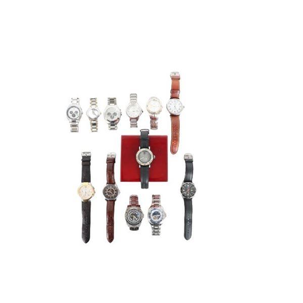 (12) Twelve Modern Watches
