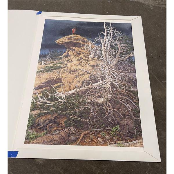 Bev Doolittle Print Prayer for the Wild Things